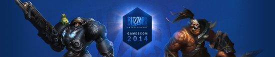 Blizzard at gamescom 2014