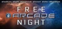 Free Arcade Night