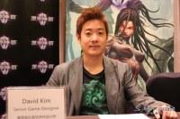 David Kim, Senior Game Designer hry