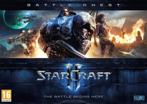StarCraft II Battle Chest